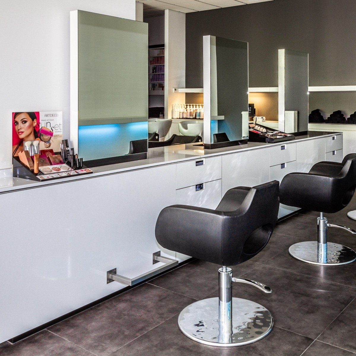 Kapsolon inrichting Hechtel Eksel Hair affair
